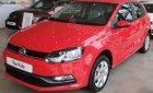 Bán xe Volkswagen Polo 1.6 AT đời 2016, màu đỏ