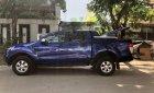 Cần bán Ford Ranger năm sản xuất 2014, màu xanh lam, nhập khẩu nguyên chiếc chính hãng