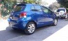 Cần bán lại xe Toyota Yaris năm sản xuất 2010, màu xanh lam, nhập khẩu chính hãng