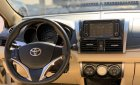 Bán Toyota Vios 2017, màu vàng cát số tự động xe còn mới lắm