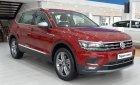 Volkswagen Tiguan Luxury Rubyred - Chiếc SUV phong cách lịch lãm đến từ Đức tặng ngay 50% lệ phí trước bạ!!!!