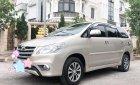 Bán xe Toyota Innova 2.0E đời 2016, màu nâu vàng chính chủ HN