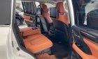 Bán Lexus LX570 màu trắng, model và đăng kỹ 2020 mới 99,9%, lăn bánh 6000 Km, hóa đơn đủ