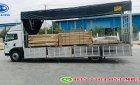 Xe tải 9 tấn thùng dài thùng chở ba lếch, bao bì giấy, mốp xốp, thiết bị điện tử