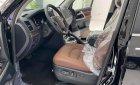 Bán Toyota Land Cruiser 4.6 V8, màu đen, nội thất nâu 2021, xe giao ngay