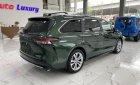 Bán Toyota Sienna Limited nhập Mỹ, sản xuất 2021, mới 100%, xe giao ngay
