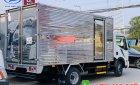 Xe Vinamotor NS 200 1T9 thùng kín inox. Hỗ trợ trả góp đến 80% giao xe ngay