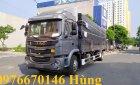 Xe tải JAC A5 9t thùng dài 8,2m, ngân hàng hỗ trợ 80% giá trị xe