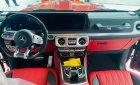 Bán Mercedes Benz G63 AMG màu đỏ, sản xuất 2021, giao ngay toàn quốc giá tốt