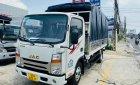 Định giá xe tải JAC N350 thùng mui bạt dài 4m4 chỉ 120tr nhận xe ngay