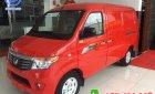 Định giá xe tải VAN Kenbo 2 chỗ chỉ cần trả trước 64tr nhận xe ngay