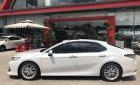 Cần bán xe Toyota Camry 2.5Q 2019 màu trắng nhập Thái chính hãng Toyota Sure