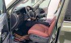 Bán Lexus LX570 Super sport 2021 màu xanh bộ đội cực đẹp, xe giao ngay