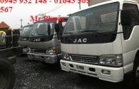 xe JAC 3.5 tấn, xe tải JAC 3 tấn 4, JAC 3.45 tấn, bán xe tải JAC 3.5 tấn  giá 544 triệu tại Tp.HCM