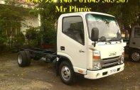 Bán xe tải JAC HFC 1 tấn 99 giá tốt 385.000.000 - liên hệ  01643565567 giá 385 triệu tại Tp.HCM