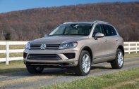 Bán ô tô Volkswagen Touareg GP đời 2015, màu nâu, nhập khẩu giá 2 tỷ 889 tr tại Tp.HCM