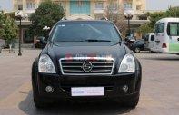Bán Ssangyong Rexton 2.7AT đời 2008, màu đen, nhập khẩu Hàn Quốc, số tự động, giá tốt giá 525 triệu tại Tp.HCM