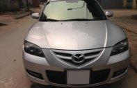 Bán xe Mazda 3 2.0 đời 2008, màu bạc, nhập khẩu nguyên chiếc chính chủ giá 495 triệu tại Hà Nội