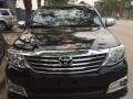 Cần bán lại xe Toyota Fortuner năm 2013, màu đen, nhập khẩu chính hãng, số tự động giá 890 triệu tại Hải Phòng