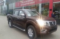 Cần bán Nissan Navara EL số tự động 1 cầu mới nhất, màu nâu, nhập khẩu nguyên chiếc giá 649 triệu tại Thái Nguyên