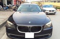 Bán ô tô BMW 740Li đời 2009, màu đen, nhập khẩu nguyên chiếc, chính chủ giá 1 tỷ 450 tr tại Hà Nội