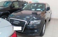 Cần bán lại xe Audi Q5 2.0T đời 2010, màu đen, nhập khẩu giá 1 tỷ 580 tr tại Hà Nội