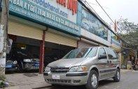 Cần bán xe Chevrolet Venture đời 2004, màu bạc số tự động, giá 289tr giá 289 triệu tại Hà Nội