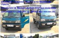 Cần bán xe Thaco TOWNER 750kg đời 2016, màu xanh lam, giá tốt giá 152 triệu tại Tp.HCM