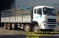 Xe tải thùng 5 chân Dongfeng tải trọng 21-22,5 tấn Long Biên, Hà Nội 2016 giá 1 tỷ 250 tr tại Hà Nội