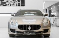 Bán Maserati Quattroporte S Q4 đời 2015, màu bạc, giá tốt giá 8 tỷ 290 tr tại Hà Nội