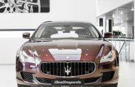 Bán xe Maserati Quattroporte đời 2015, màu đỏ, giá tốt giá 7 tỷ 990 tr tại Tp.HCM