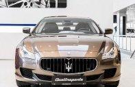 Bán ô tô Maserati Quattroporte đời 2015, màu nâu, nhập khẩu giá 7 tỷ 990 tr tại Hà Nội