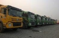 Hà Nội, bán xe trả góp Dongfeng nhập khẩu 3 chân động cơ 260, thùng 11 khối giá 1 tỷ 60 tr tại Hà Nội