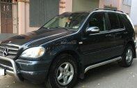 Bán ô tô Mercedes ML320 màu xanh đen giá 375 triệu tại Tp.HCM