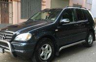 Cần bán lại xe Mercedes ML320 sản xuất 2002 chính chủ giá 375 triệu tại Tp.HCM
