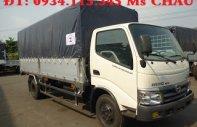 Bán xe tải Hino 4.5 tấn (Hino 4T5) Hino 4 tấn 5, nhập khẩu nguyên chiếc xe mới 2016 giá 510 triệu tại Bình Dương
