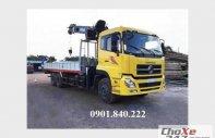 Cần bán gấp xe tải Hino, Dongfeng, Hyundai, Mitsubishi gắn cẩu nhập khẩu uy tín, giá tốt ở Sài Gòn, Bình Dương, Cần Thơ, Bình Chánh TPHCM. giá 900 triệu tại Bình Dương