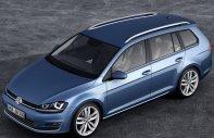Bán Volkswagen Golf E đời 2016, màu xanh lam, nhập khẩu giá 1 tỷ 179 tr tại Tp.HCM