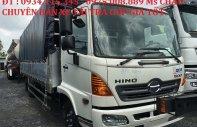 Bán xe tải Hino FC 6T4 thùng 6m8, thùng 6m2 giá 800 triệu tại Bình Dương