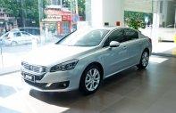 Peugeot Quảng Ninh bán xe Pháp Peugeot 508 bạc nội thất be, xe châu âu nhập khẩu mới 100% giá 1 tỷ 300 tr tại Quảng Ninh