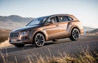 Cần bán xe Bentley Bentayga sản xuất 2016, màu nâu, nhập khẩu chính hãng giá 16 tỷ 700 tr tại Hà Nội