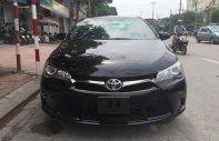 Cần bán Toyota Camry SE năm 2016, màu đen, nhập khẩu chính hãng giá 1 tỷ 890 tr tại Hà Nội
