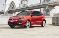 Bán xe Volkswagen Polo E đời 2018, màu đỏ, nhập khẩu chính hãng giá 695 triệu tại Tp.HCM
