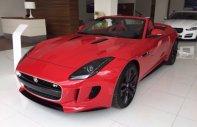 Bán ô tô Jaguar F Type 2015, màu đỏ, nhập khẩu chính hãng giá 7 tỷ 799 tr tại Tp.HCM