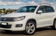 Cần bán Volkswagen Tiguan 2.0 TSI đời 2016, màu trắng, nhập khẩu nguyên chiếc giá 1 tỷ 290 tr tại Bình Định