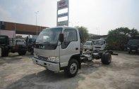 Xe tải JAC 4.5 tấn, thùng dài 5.3M, máy 120PS - LH: 0936 678 689 giá 380 triệu tại Hà Nội