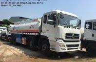Bán xe bồn chở xăng dầu, xe téc chở xăng dầu 4 chân, 20-22m3 - 2017, 2018 giá 1 tỷ 390 tr tại Hà Nội