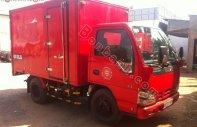 Bán Isuzu NLR 1.9 tấn năm 2006, màu đỏ, xe nhập ít sử dụng, giá 280tr giá 280 triệu tại Tp.HCM