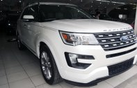 Bán ô tô Ford Explorer Limited đời 2015, màu trắng, xe nhập giá 2 tỷ 180 tr tại Tp.HCM