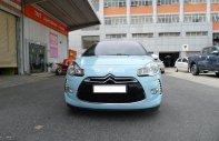 Bán ô tô Citroen DS3 đời 2010, màu xanh lam, xe nhập chính chủ    giá 525 triệu tại Hà Nội
